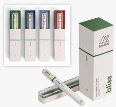 Cannabis Packaging + Branding Design (NOTCOT)