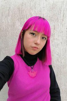 YOU'RE KIDDING 😍😍😍 @waffflecito in Virgin Pink 💘 #AFvirginpink