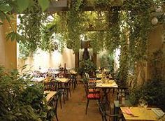 A restaurant in Florence, Italy.....how cozy, how beautiful.....I 13 Gobbi Trattorias Firenze