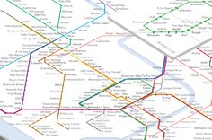 iA - Web Trend Map 3 Trends Map, Web Analytics, The Daily Show, Leo Facts, Geography, Internet
