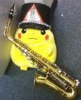 Marching Pikachu by Ratfrogg859