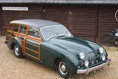 Allard P2 woody Safary Estate