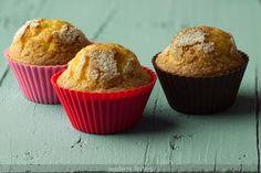 receta de magdalenas caseras Pan Milagro, Muffin, Breakfast, Food, Recipe, Carrot Muffins, Deserts, Afternoon Snacks, Essen