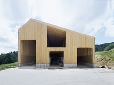 Cow Shed - Local Architecture