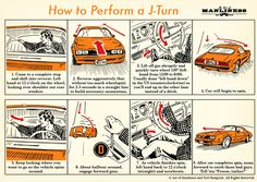 This Illustrated Guide Shows You How to Properly Perform a J-Turn