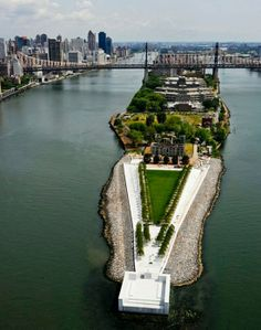 Four Freedoms Park, NYC