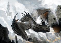Dragon by Chase-SC2