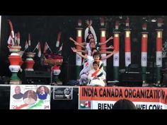 Kids dancing on Indian Patriotic medlies at the India Day Festival 2018 on Aug The event was organized by ICO, India Canada Organization. Kids Dancing, Wrestling, Events, Indian, Dance, Dancing, Indian People, India, Ballroom Dancing