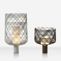 Antenna Lamps by Arik Levy for Forestier