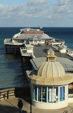 Cromer Pavillion, Norfolk, England