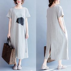 Gray Causel women clothes