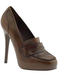 It's a loafer, it's a heel!