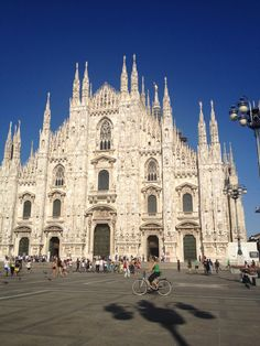 Cathedral and Churches Milan Italy Duomo