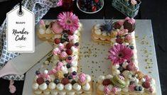Erdbeer Mascarpone Creme für Lettercake