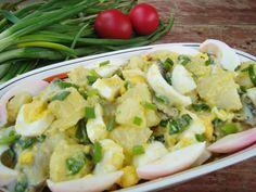 Romanian Food, Romanian Recipes, Potato Salad, Potatoes, Favorite Recipes, Sweet, Ethnic Recipes, Easter, Salads