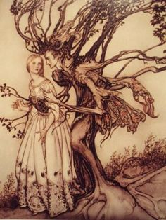 sweetness of dryadesque root