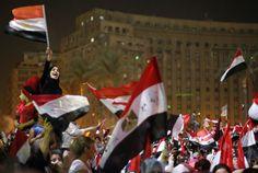 العلمانيون العراقيون يحتفلون بسقوط حكم الاسلاميين في مصر