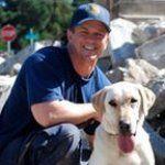 Rescue dogs help in Nepal