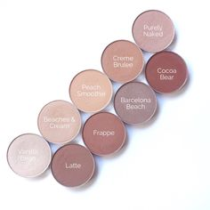 Makeup Geek Eyeshadow Recommendations