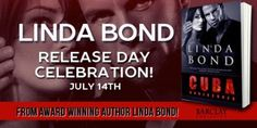 $25 Amazon or B&N gift card -  Jen's Reading Obsession: Cuba Undercover by Linda Bond - Release Day, Excerpt & Giveaway