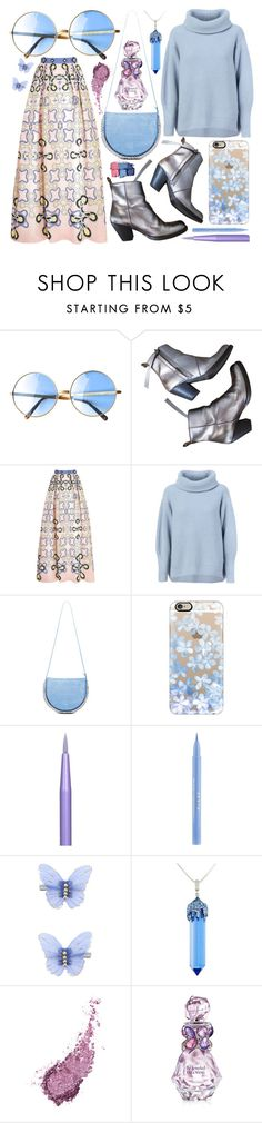 """""""1 October 2015"""" by olgutieuse ❤ liked on Polyvore featuring Acne Studios, Peter Pilotto, Maison Ullens, Paco Rabanne, Casetify, Stila, Monsoon, Simone I. Smith, Vera Wang and hippie"""