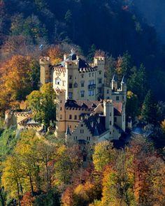 Castle Hohenschwangau, Germany
