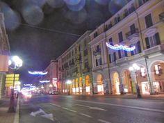 Cuneo e dintorni: Cuneo di notte