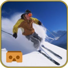 Do you love Skiing? Do you prefer Downhill Freeriders or Ski jumping? We have here a #VR game #ski downhill VR by PointOmega Games! For those passionate about skiing! #virtualreality #vrcontent #vrski  http://www.vrcreed.com/apps/ski-downhill-vr/