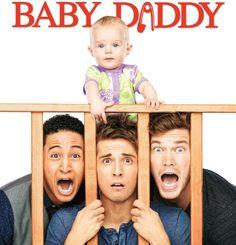 """P.S. Believe And Live !: Série : Baby Daddy  Está procurando uma série de comédia para ver com a família , amigos ou sozinho mesmo ? Eu tenho uma dica para você """" Baby Daddy ♥ """""""
