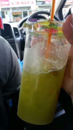 Sugar Cane drink from footscray markets,melbourne