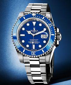 ROLEX SUB IN BLUE!!