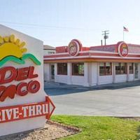 Barstow, CA - World's Oldest Del Taco - Operating