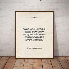 Famous Children's Literature Quotes   Digital Download   Jane Shel Silverstein