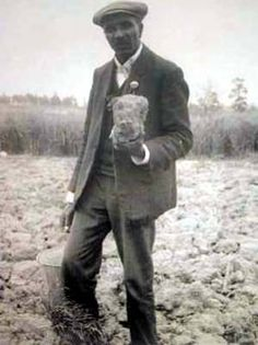George Washington Carver-  Where to start?  Freed Slave that ended up teaching at colleges?  Maybe the fact that his concepts of crop rotation, and waste utilization on the farm are just now being appreciated and utilized.