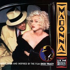POP RESCUE: 'I'm Breathless' by #Madonna (CD, 1990) #review #dicktracy #ost #album #1990s