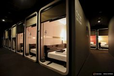 The best capsule hotels to stay in Japan - The Travel Intern