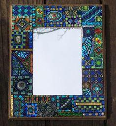mosaic mirror frame                                                                                                                                                                                 More