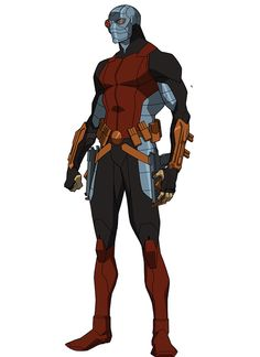 Pistoleiro - Suicide Squad: Pay To Hell Deadshot, Deathstroke, Superhero Characters, Dc Comics Characters, Marvel Dc, Comic Book Artists, Comic Books, Arte Nerd, Superhero Design