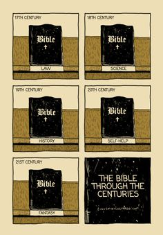 The Bible Through The Centuries