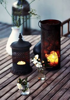great lanterns