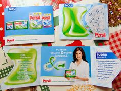 Brosurile #Persil Power-Mix Caps
