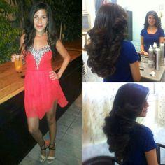 Hair style - tsipi bahar Viki haim - art in your brows
