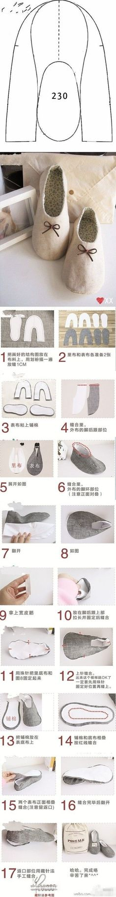 slippers: