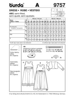 Find Burda Style, Dress at Simplicity, plus many more unique crafts & crafts projects, supplies, tools & more. Girls Special Occasion Dresses, Pattern Fashion, Sewing Patterns, Fashion Dresses, Flower Girl Dresses, Bridal, Creative, Barn, Group