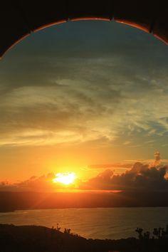 Sunset, Byron Bay lighthouse