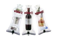 Cool product for packing wine in a suitcase >>> A great way to bring back the local wines or olive oils from abroad! Love it!