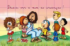 TIA DANY aprendendo com JESUS:  PORQUE DELAS É O REINO DE DEUS