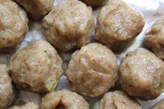 Vegan Matzah Balls. Remember this for Pesach.