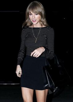Taylor Swift #StreetStyle