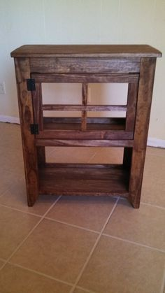 Rustic Cabinet, Cupboard Furniture , Reclaimed , Rustic , Wood , Pine , Diy  Homemade